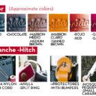 COLORES-ENGACHES-Lucida-wrist-strap-pequeñas lucida Straps