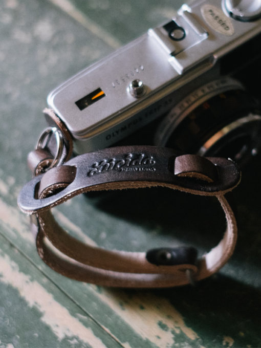 leather camera straps olympus trip 35 vintage camera